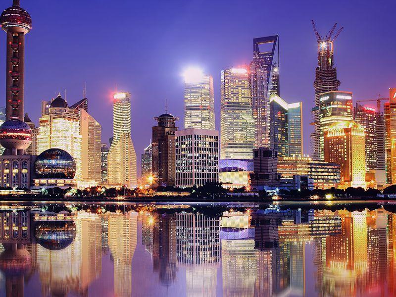 Экскурсия Вечерний Шанхай