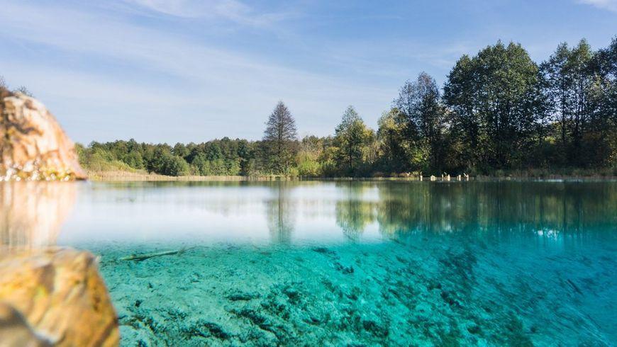 Голубые озера— природное чудо Татарстана