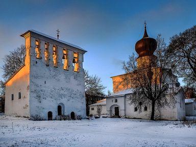 «С Кремля начинается земля»: обзорная экскурсия по Пскову