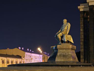 Тайны библиотеки Ленина и аристократичной Воздвиженки