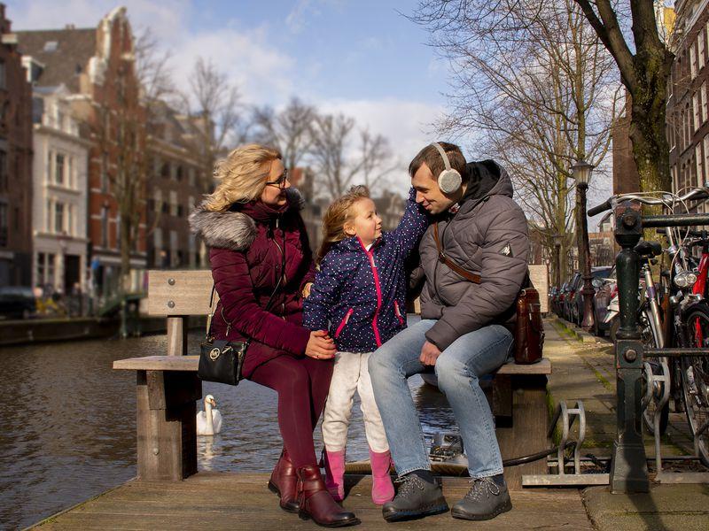 Экскурсия Фотопрогулка по Амстердаму