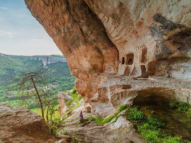 Два в одном: мыс Фиолент и пещерный монастырь Качи-Кальон