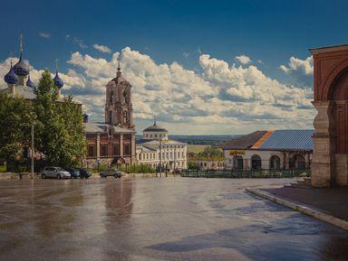 Душевный Касимов — город двух культур