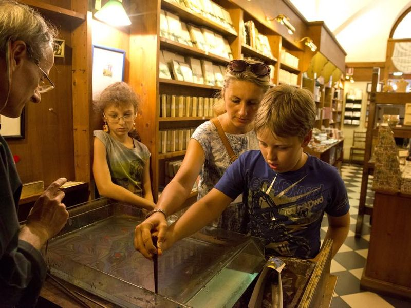 Экскурсия «Детский день» в галерее Уффици