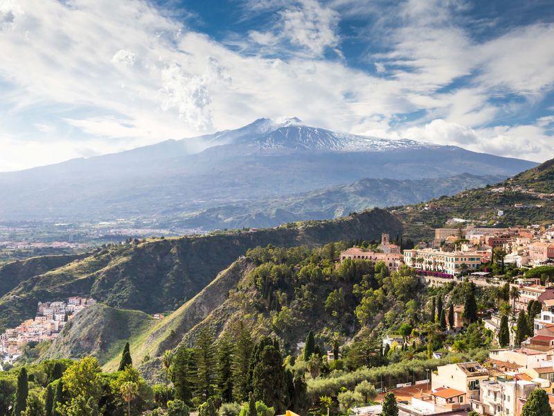 Экскурсия Великолепная Этна