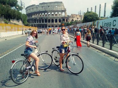 Прогулки по Риму: круиз по Тибру