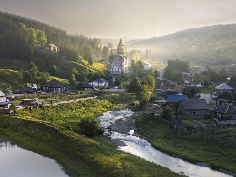 Экскурсия Пройти по следам Ермака иоткрыть уральскую Швейцарию