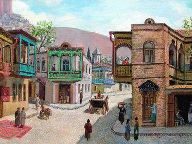 Тбилиси — город мастеров