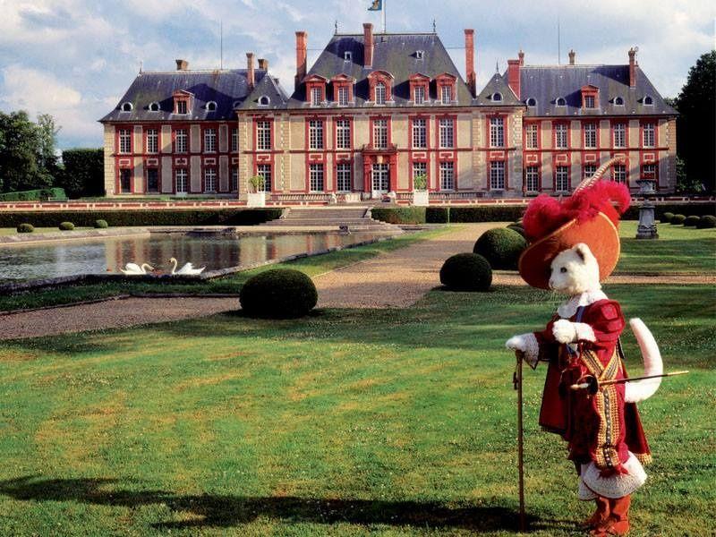 Экскурсия Замок настоящего маркиза или в гостях у кота в сапогах