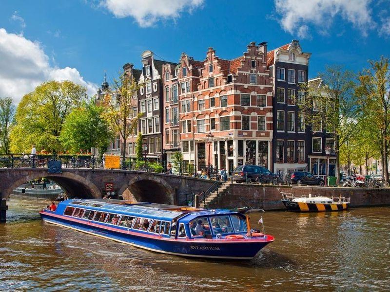 Фото Первый день в Амстердаме!