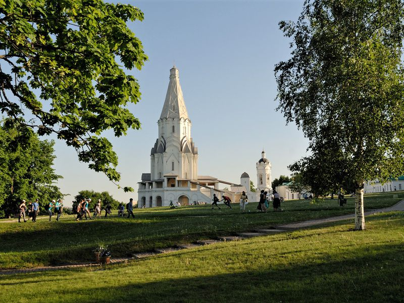 Экскурсия Царские резиденции Коломенское и Царицыно