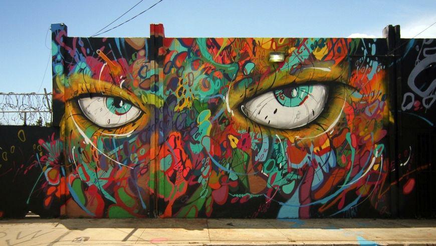 Выдающиеся арт-районы Майами