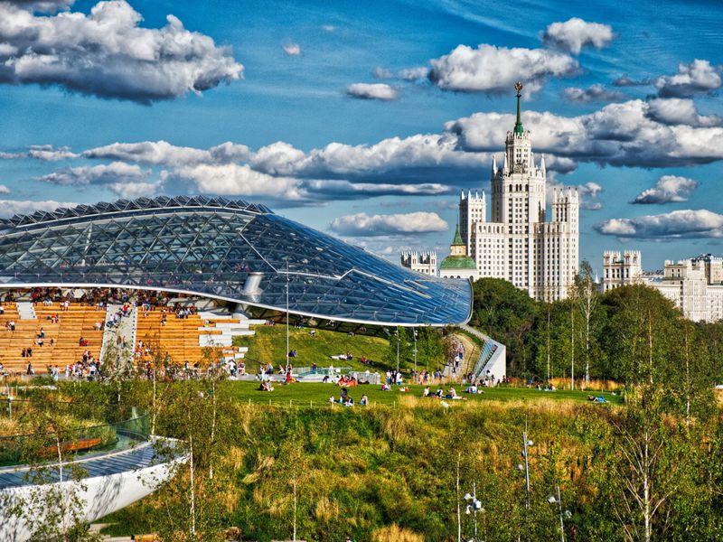 Экскурсия Москва без барьеров