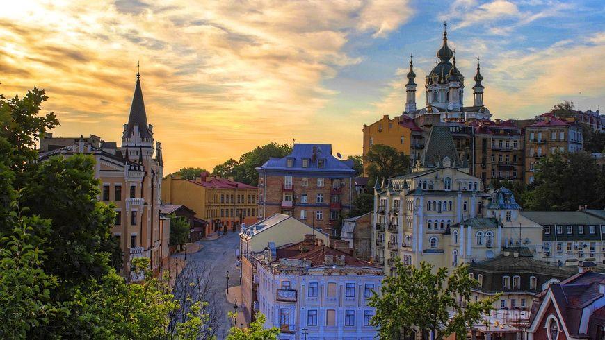 Такой разный Киев: обзорная экскурсия