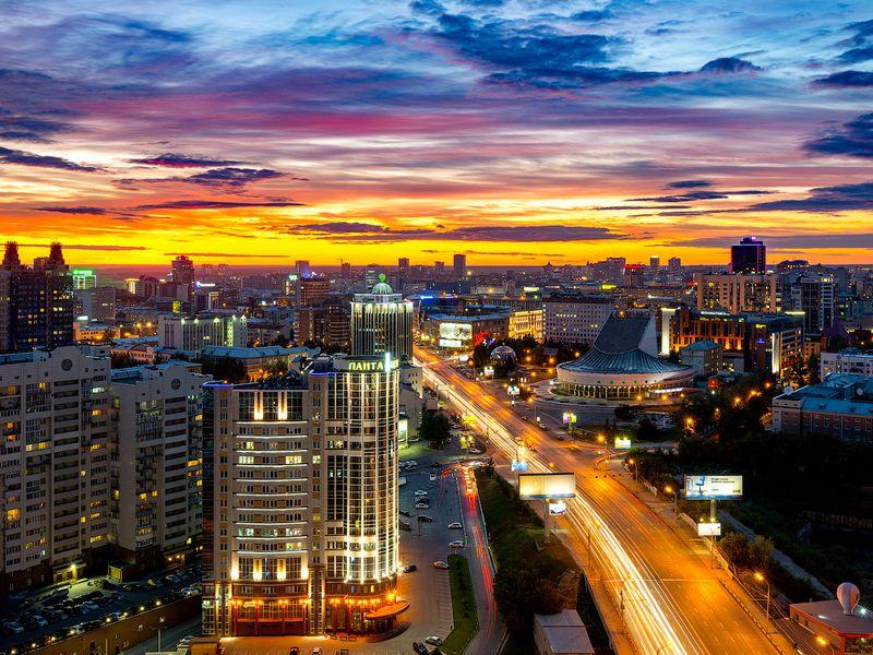 Экскурсия Влюбиться в Новосибирск за 2 часа!