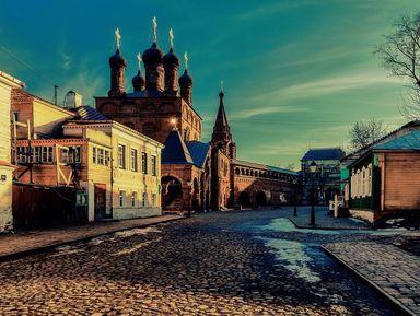 Подлинный дух русского средневековья в Крутицком подворье