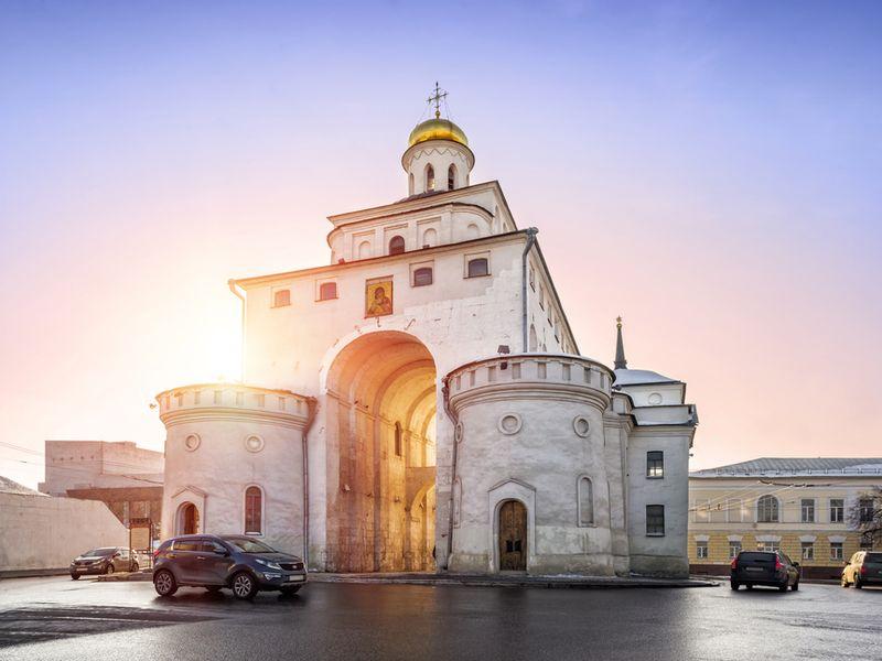 Экскурсия Владимир и Боголюбово: шедевры русского зодчества