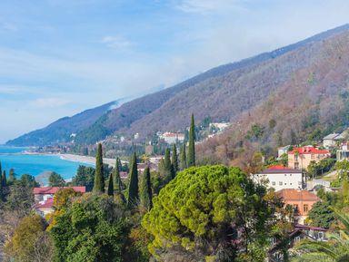 Автобусная экскурсия «Абхазия впервые»