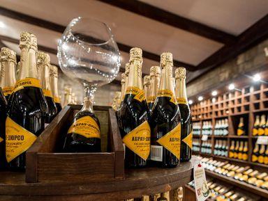 Абрау-Дюрсо — экскурсия в колыбель российского шампанского
