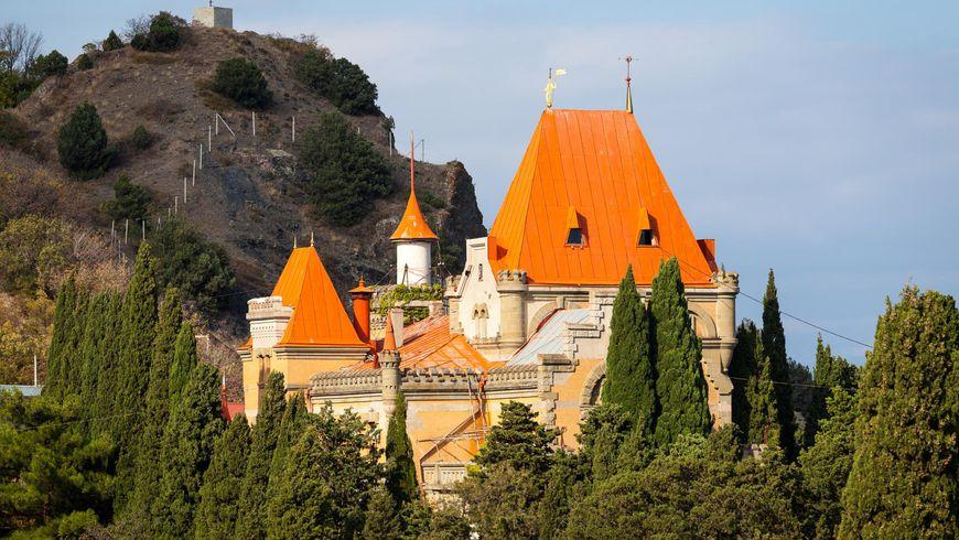Дворец княгини Гагариной и парк Парадиз за 1 день!