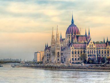 Будапешт— гордость мадьяров