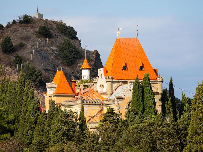 Экскурсия Дворец княгини Гагариной и парк Парадиз за 1 день!