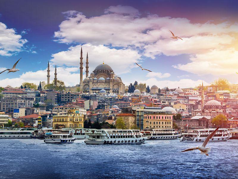 Экскурсия От Константинополя до Стамбула