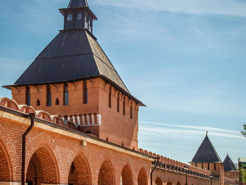 Экскурсия Тульский кремль иКазанская набережная