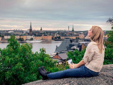 История Стокгольма без скучных фактов и дат