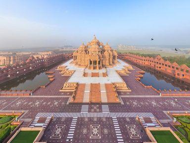 Древний мегаполис Дели