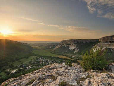 Треккинг по Большому каньону Крыма
