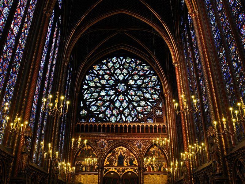 Экскурсия Старинные церкви Парижа