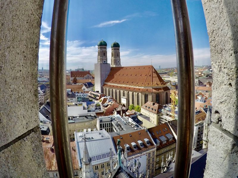 Тайны и шарм Мюнхена