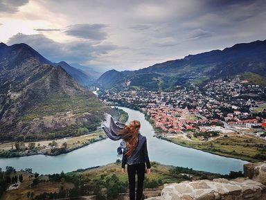 Два сердца Грузии: от Мцхеты до Тбилиси
