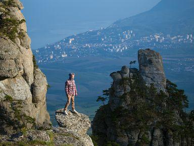 Фотопутешествие по южному Крыму из Феодосии