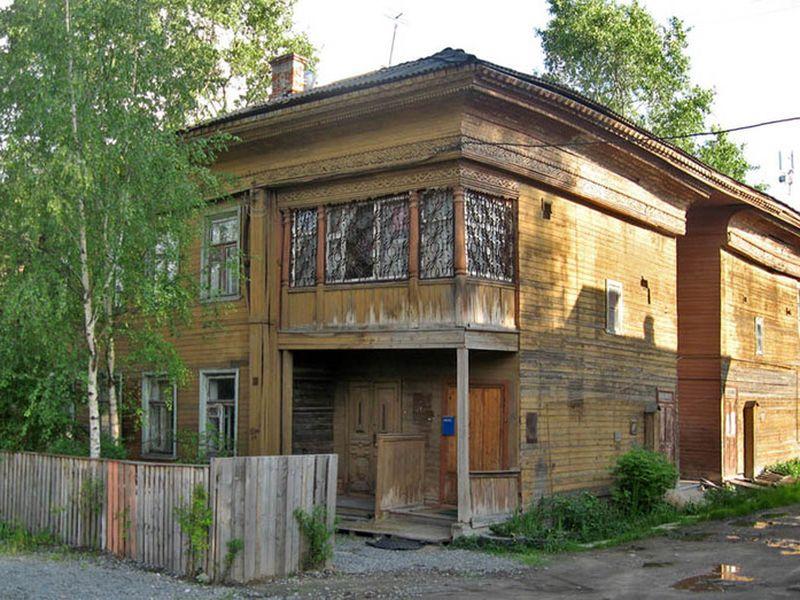 Экскурсия Другая Вологда: Заречье