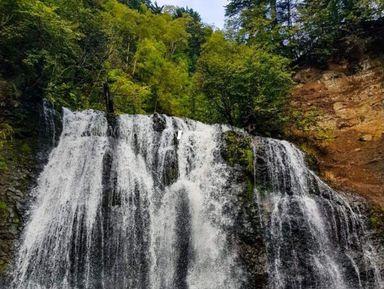 Черемшанский водопад: неизведанный Сахалин