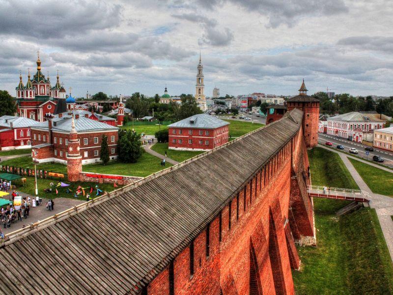 Экскурсия Тайны и легенды Коломенского Кремля