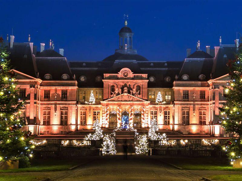 Экскурсия Замок Во-ле-Виконт — зависть короля, или прототип Версаля