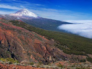 Фантастический вулкан Тейде