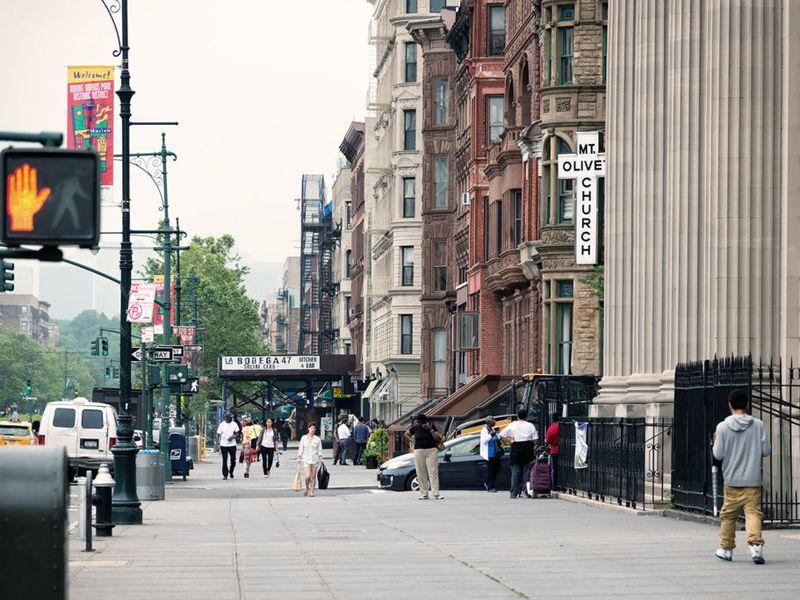 Экскурсия Нестандартный тур по Нью-Йорку