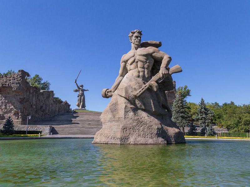 Экскурсия Мамаев курган: от первого боя до наших дней