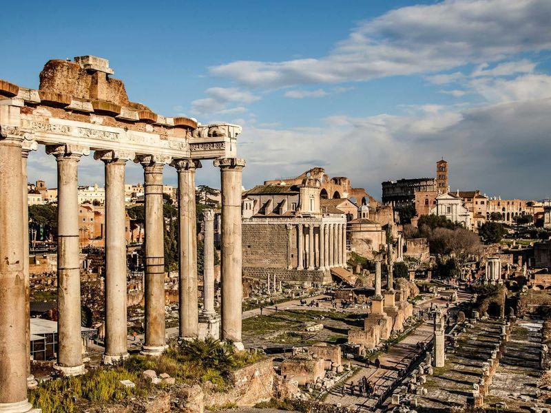 Фото Рим — обзорная прогулка по главным местам и неизведанному гетто