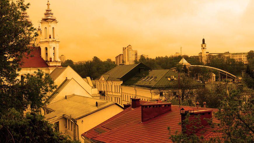 Таинственный Витебск