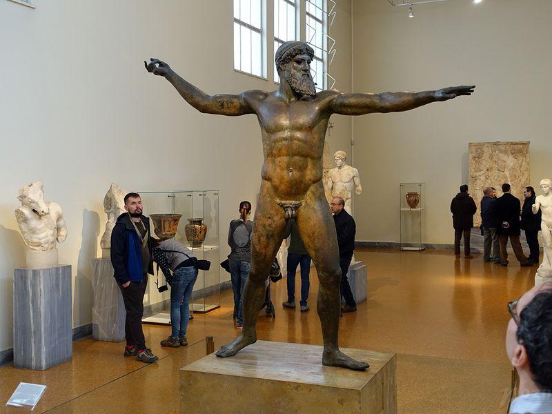 Фото Сокровища Археологического музея