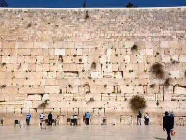 Экскурсии к Стене Плача в Иерусалиме на русском языке – отзывы и цены на экскурсии 2021 года