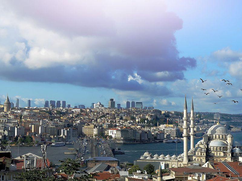 Экскурсия Их Стамбул: город глазами стамбульцев