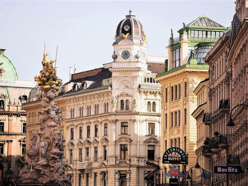 Экскурсия Вена впервые