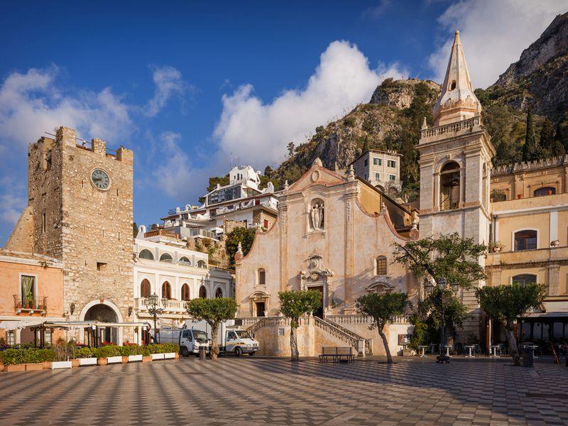 Экскурсия Таормина— тихий рай Сицилии