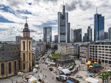 Франкфурт и его роли в истории